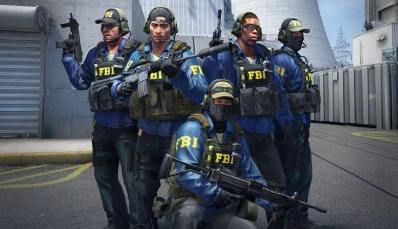 CSGO FBI on Nuke