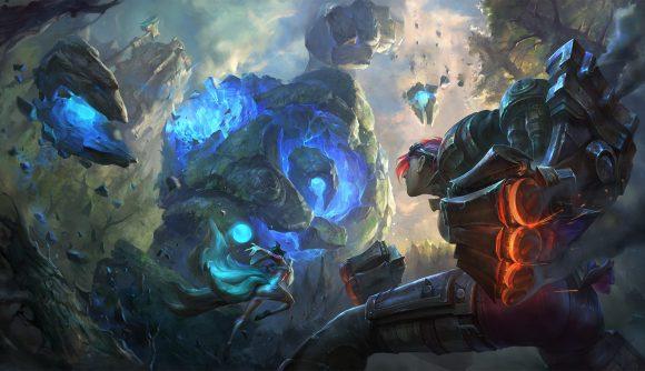 League of Legends Champion
