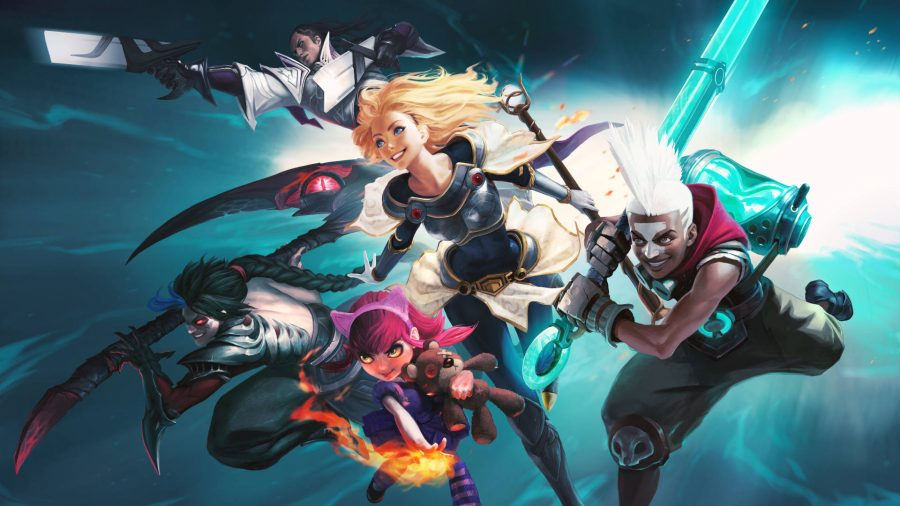 What Is League Of Legends Download Size The Loadout