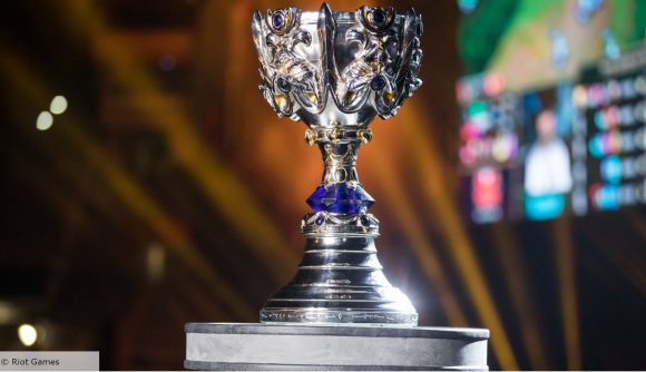 League of Legends Worlds Summoner's Cup