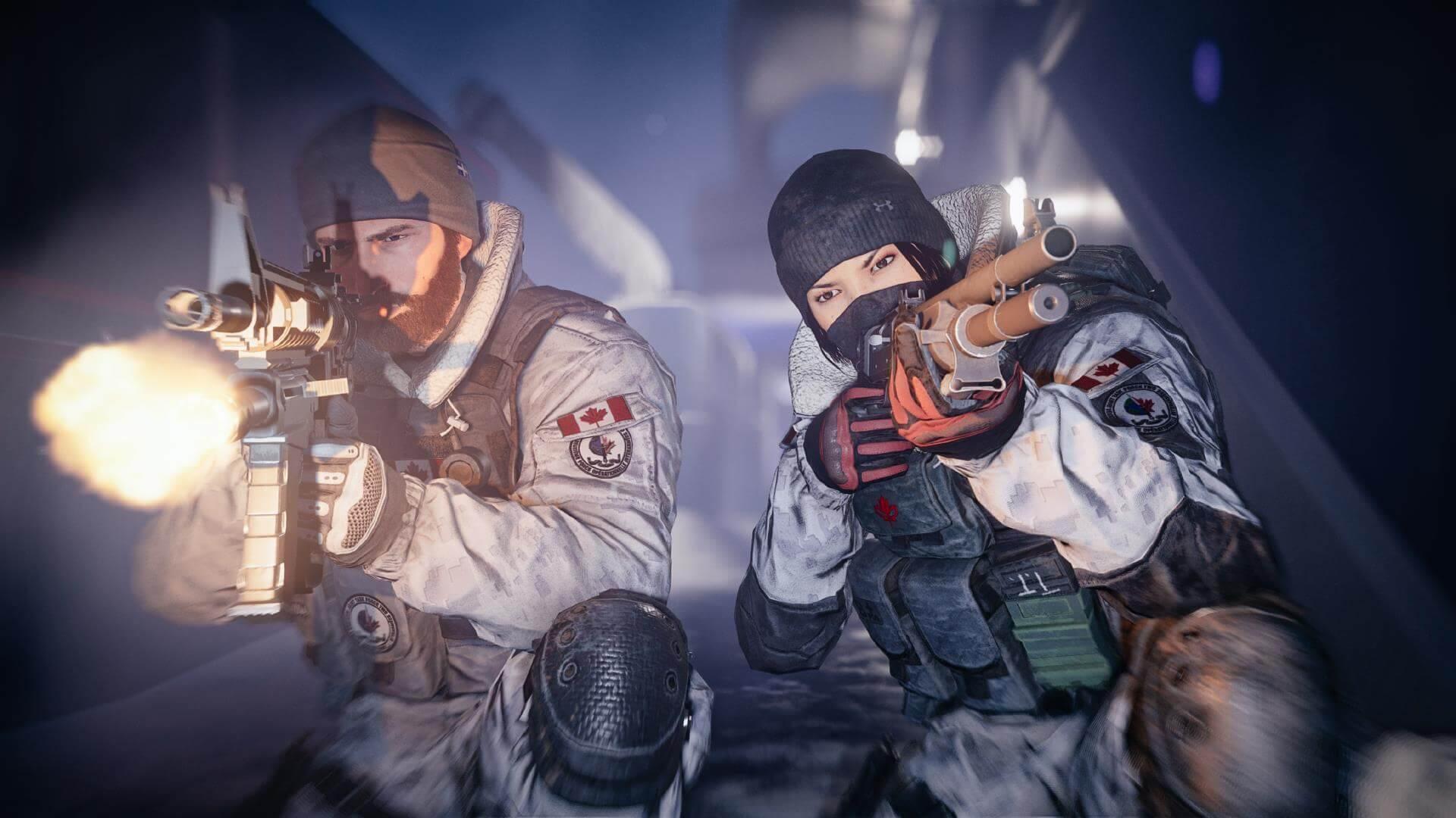 Ubisoft Nerfs Goyo In New Rainbow Six Siege Update The Loadout
