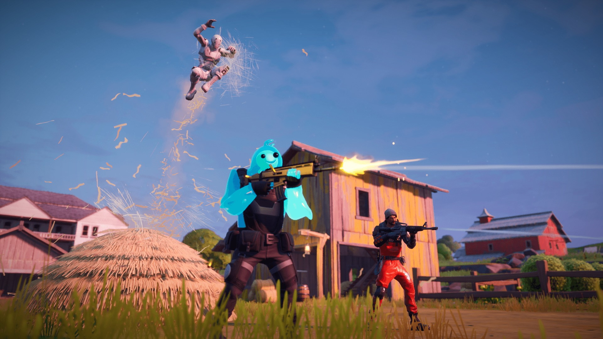 Timelapse Shows Battle Between League Of Legends And Fortnite As
