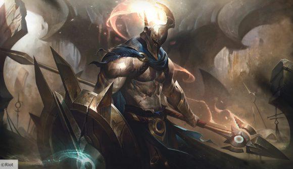 League of Legends: Pantheon