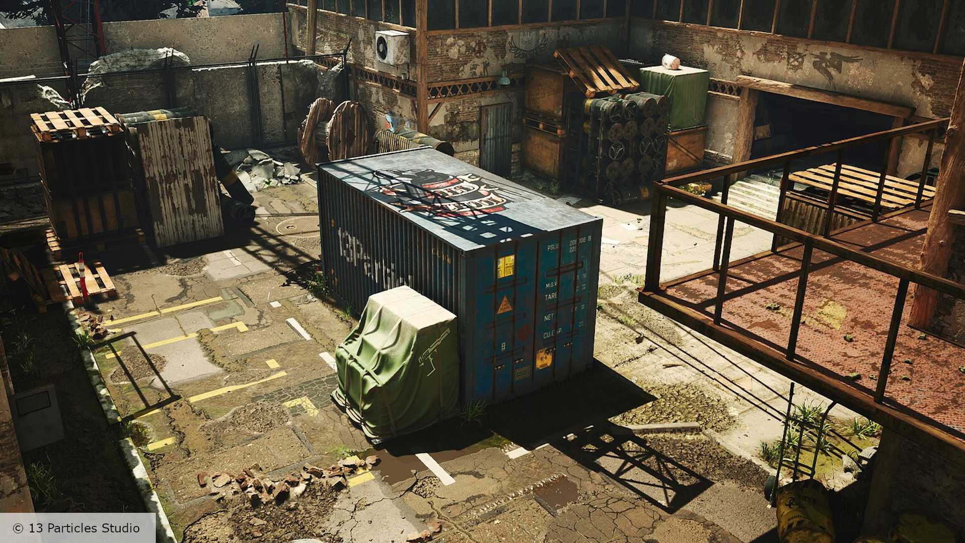 CS:GO's Cache has been remade in Unreal Engine | The Loadout