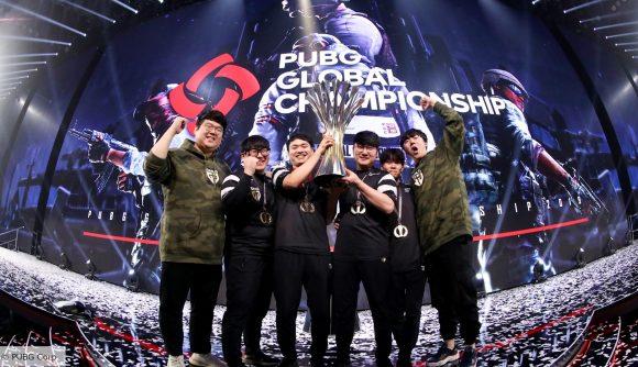 PUBG Global Championship Gen.G