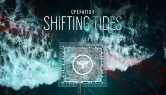 Rainbow Six Siege Operation Shifting Tides