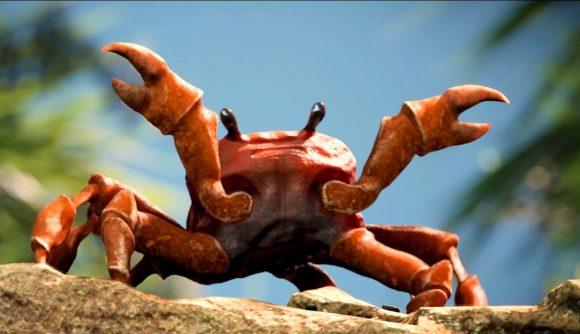 Crab rave Battlefield V