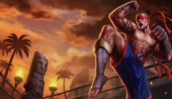 League of Legends: Lee Sin