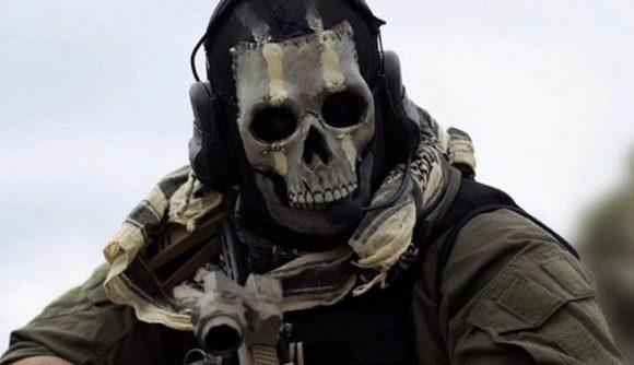 Modern Warfare Ghost