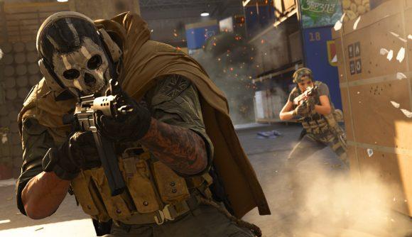 Ghost Call of Duty Modern Warfare