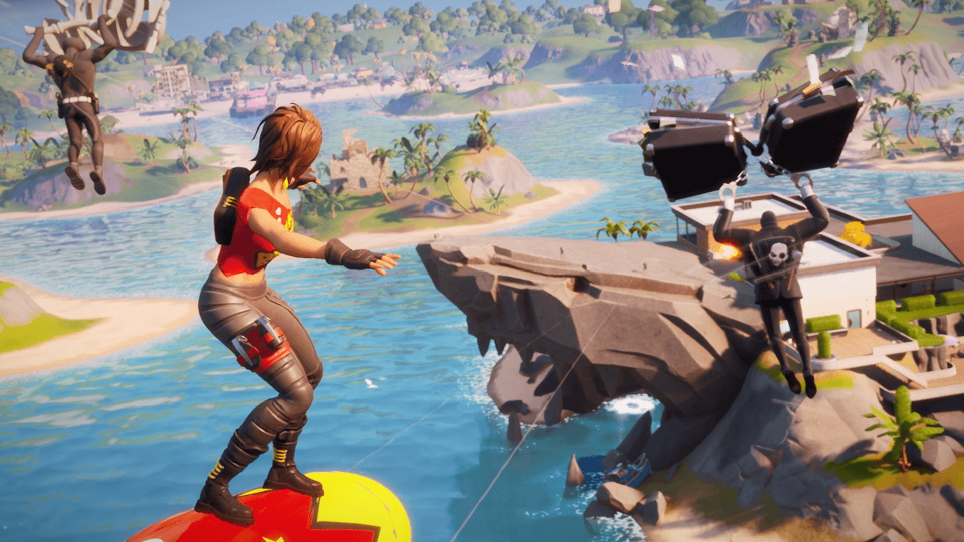 Fortnite now has 350 million registered players