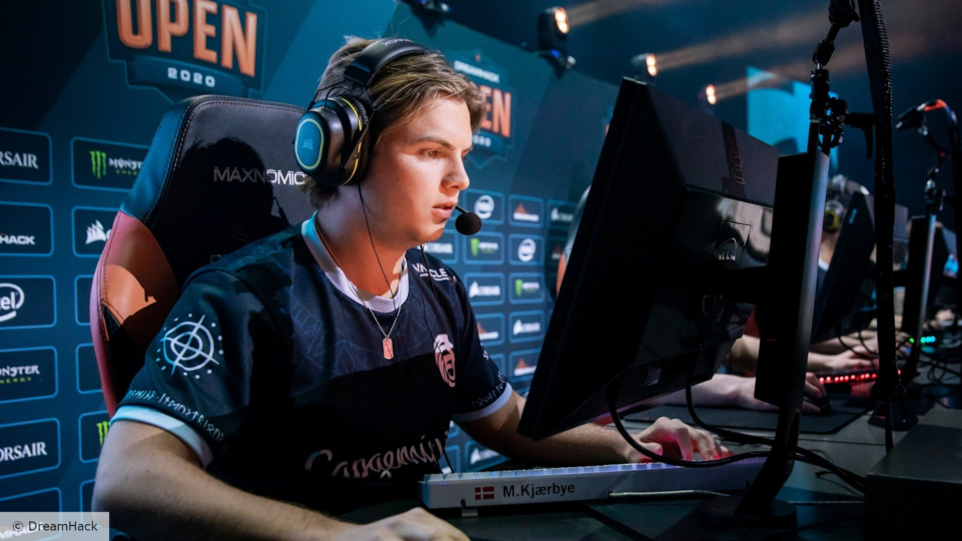 Kjaerbye takes a break from CS:GO, will be replaced by Kristou