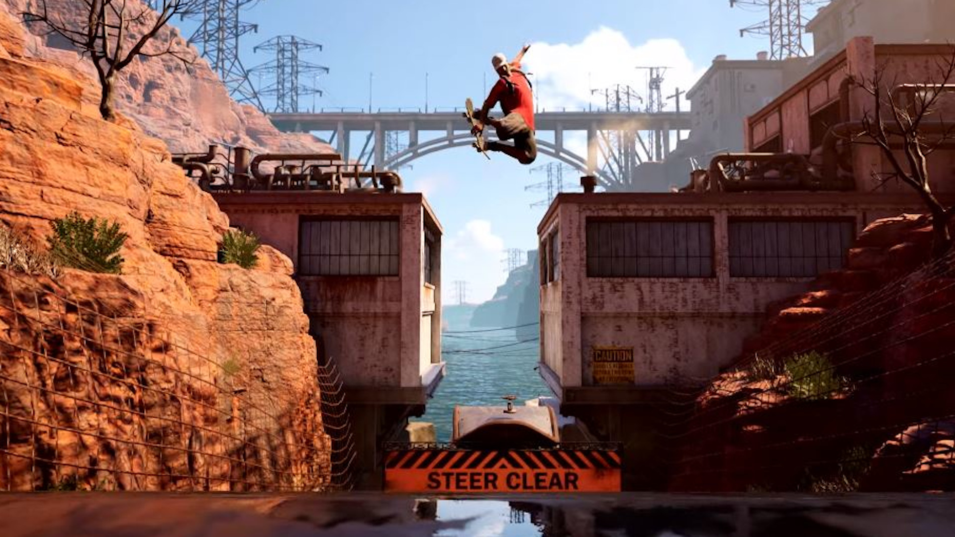 Tony Hawk's Pro Skater 1 and 2 will have online multiplayer