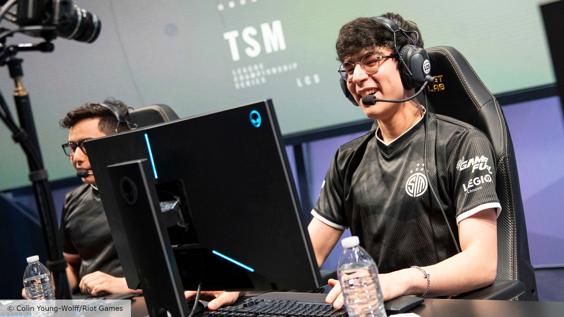 TSM president apologises for taking Dardoch trade call on Doublelift's stream