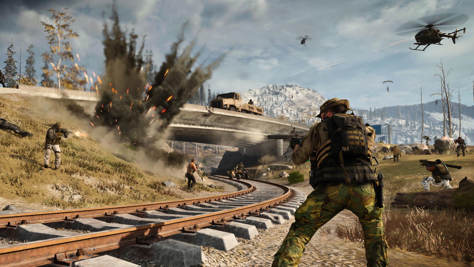 Call Of Duty Warzone Gun Glitch Plagues Teep S Trials Tournament