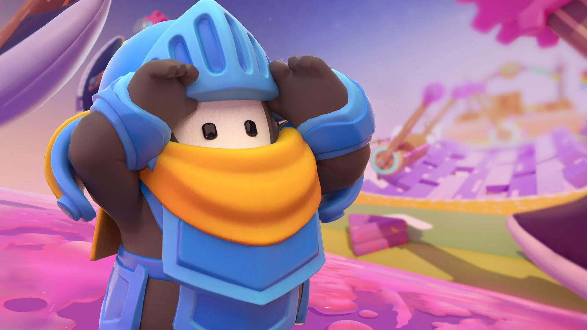 Fall Guys Season 2 Introduces Four New Levels The Loadout