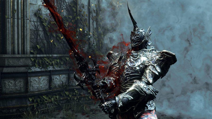 Demon's Souls PS5 Penetrator boss fight