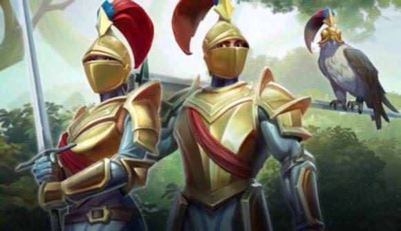 RuneScape knights