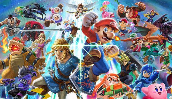 Super Smash Bros Ultimate key art