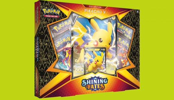 Image result for shining fates pokemon