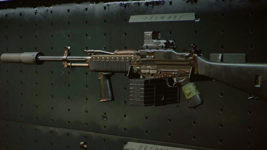 Stoner 63 Warzone loadout – best attachments, perks, and equipment | The  Loadout