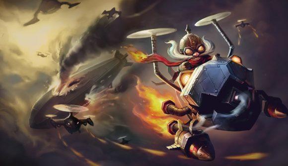 League of Legends' Corki