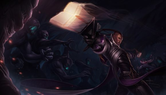 League of Legends' Lucian