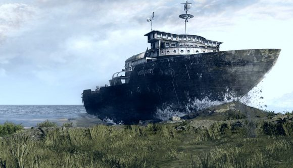 Will the famous shipwreck remain in Call of Duty: Warzone's WW2 map?