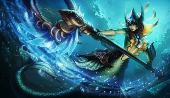 League of Legends' Nami, the Tidecaller