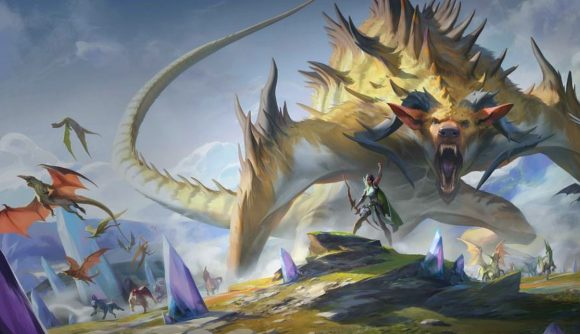 Artwork from Magic: The Gathering