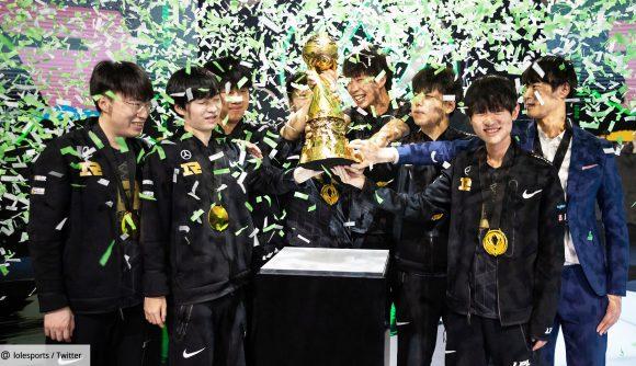 Royal Never Give Up, LoL MSI 2021 champion
