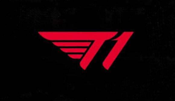 T1 Esports logo