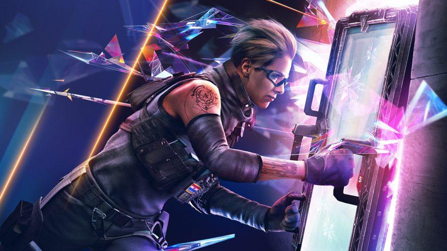 New Rainbow six siege operator Osa with the Talon-8 shield