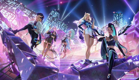 Just Dance 2022 K/DA