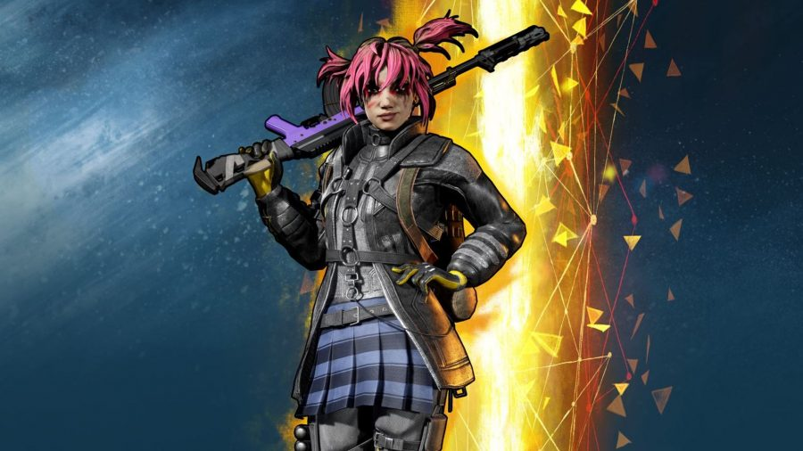 Rin can be seen in the key art for Winter's Fury.