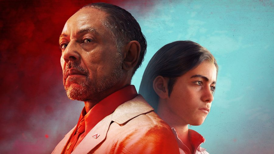 Anton and Diego can be seen in Far Cry 6's keyart standing alongside one another.